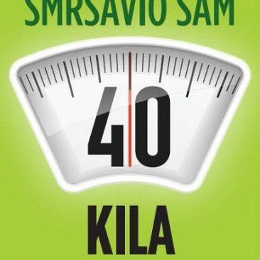 Knjiga Smršavio sam 40 kila
