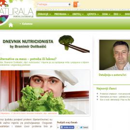 Dnevnik nutricionista