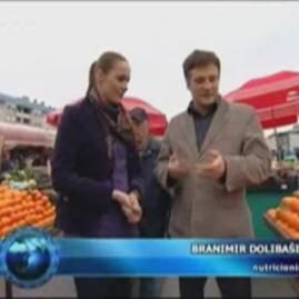 TV vijesti, dnevnik