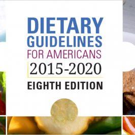 Američke prehrambene smjernice 2015-2020