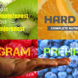 Knjiga Hard Body trening i prehrana
