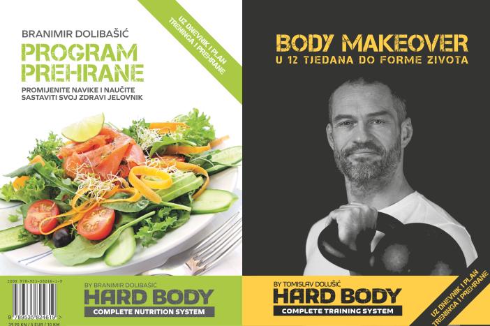 HARD BODY prehrana i vježbanje