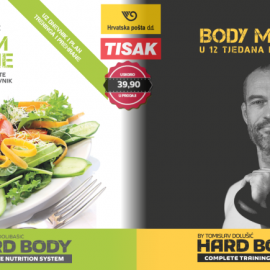Hard Body knjiga promocija